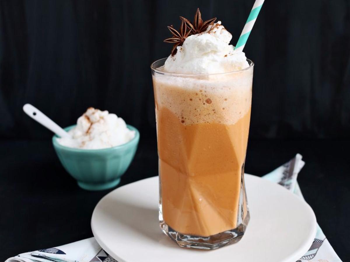 Vanilla Milkshake Healthy Recipe