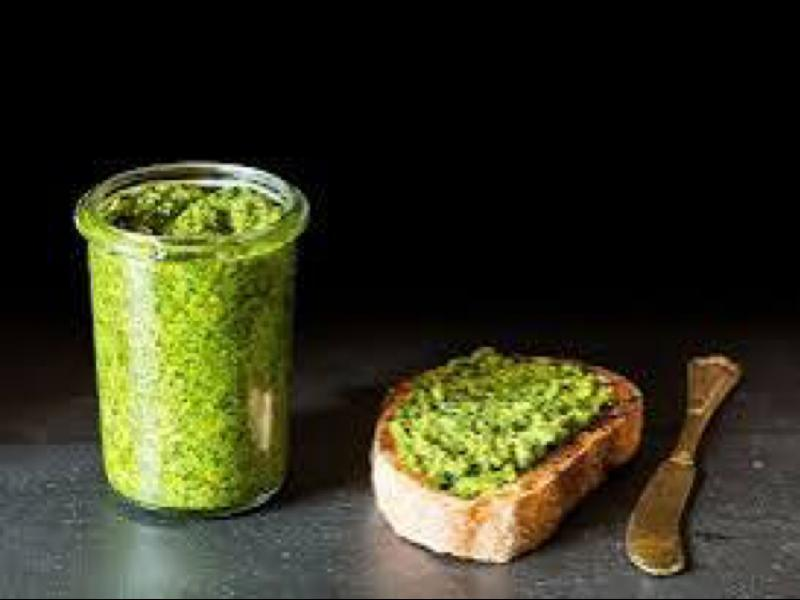 Vegan Basil Pesto Healthy Recipe