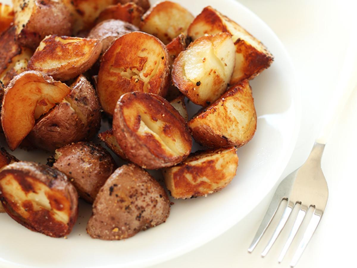 Vegan Breakfast Potatoes Healthy Recipe