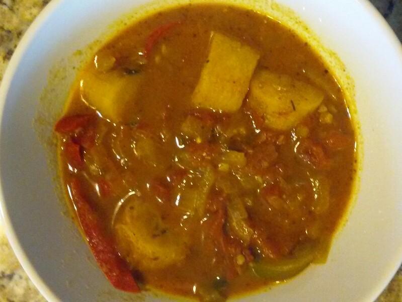 Vegan Moroccan Plantain Stew Healthy Recipe