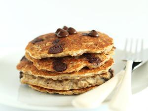 Vegan Pancakes Healthy Recipe