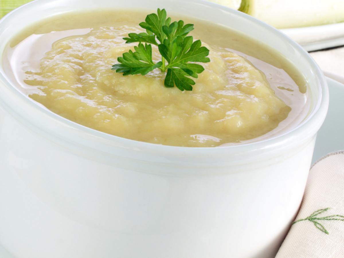 Vegan Potato Soup Healthy Recipe