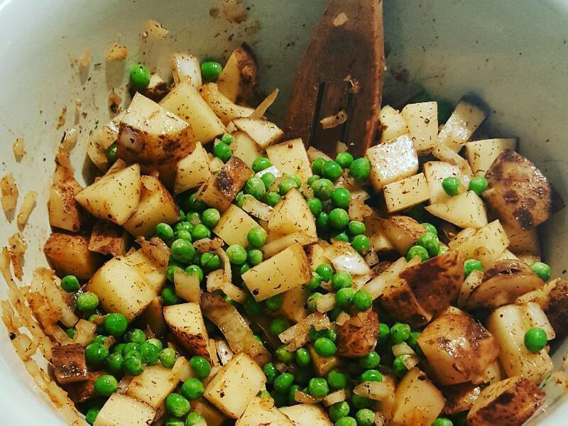 Vegan Potato Tacos Healthy Recipe