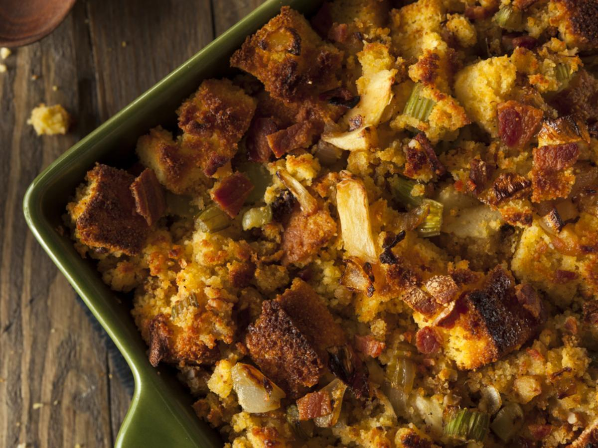 Vegan Thanksgiving Casserole Healthy Recipe