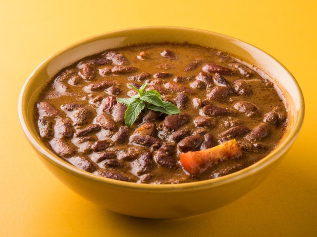 Vegetarian Bean Curry Healthy Recipe