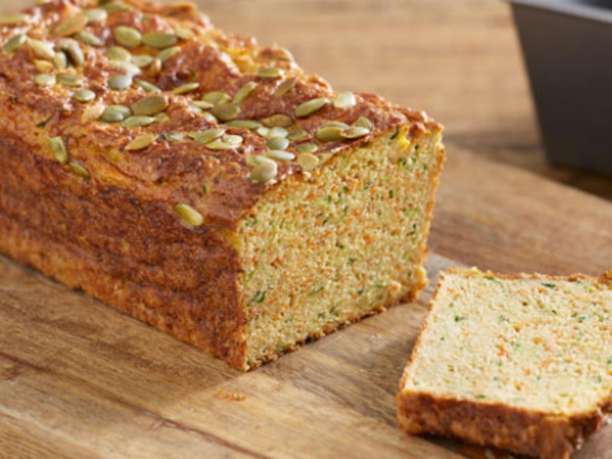 Veggie Bread Healthy Recipe