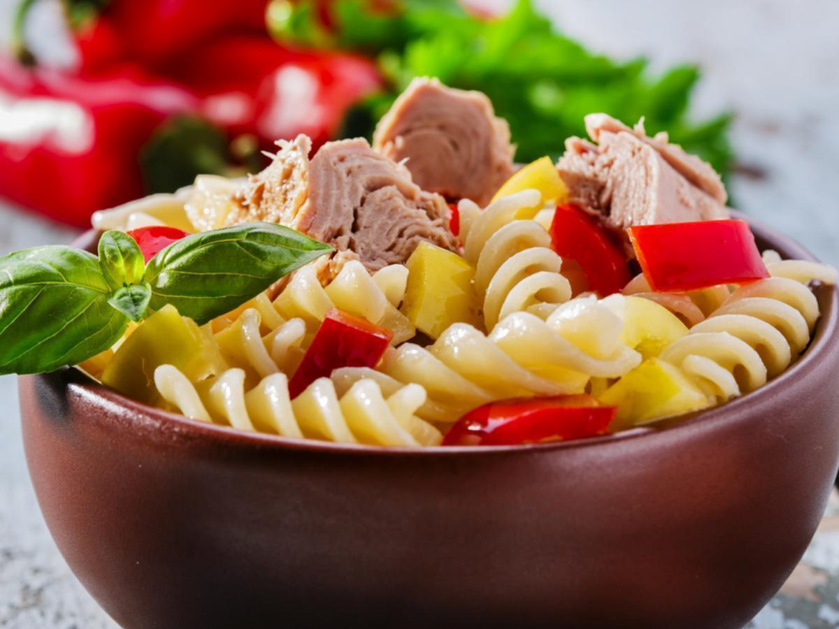 Veggie-Tuna-Mac Healthy Recipe