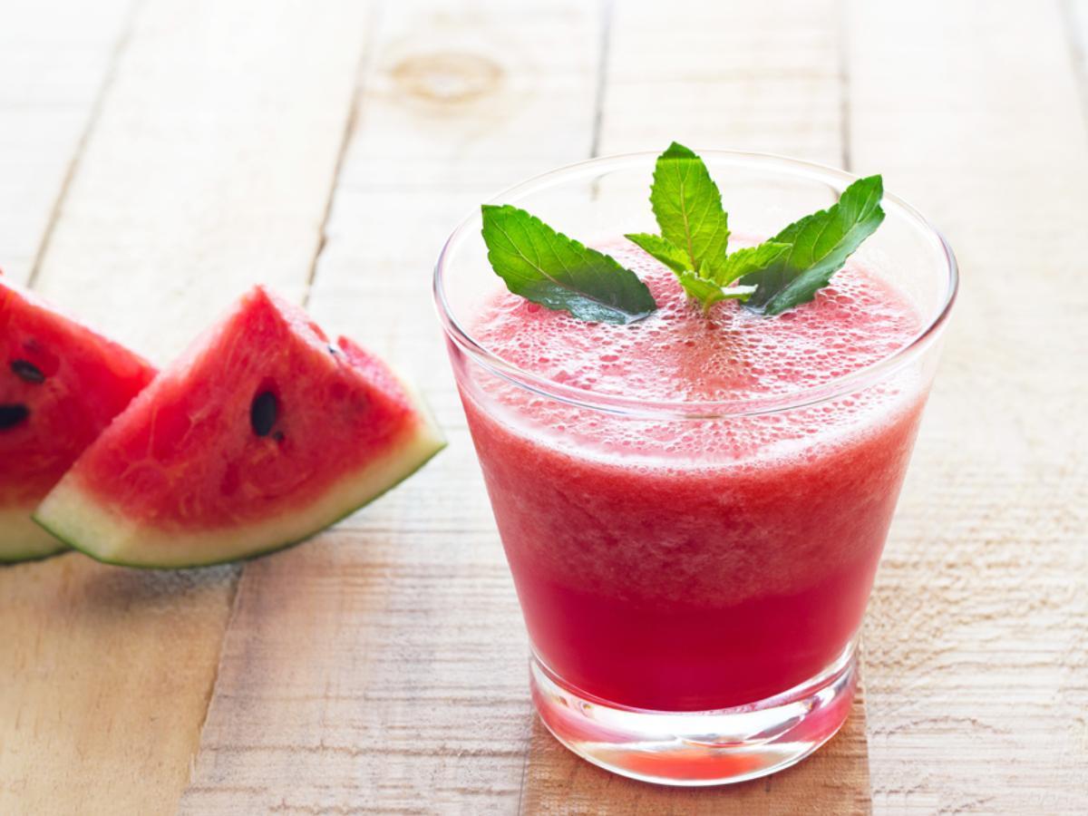 Watermelon Juice Recipe Healthy Recipe