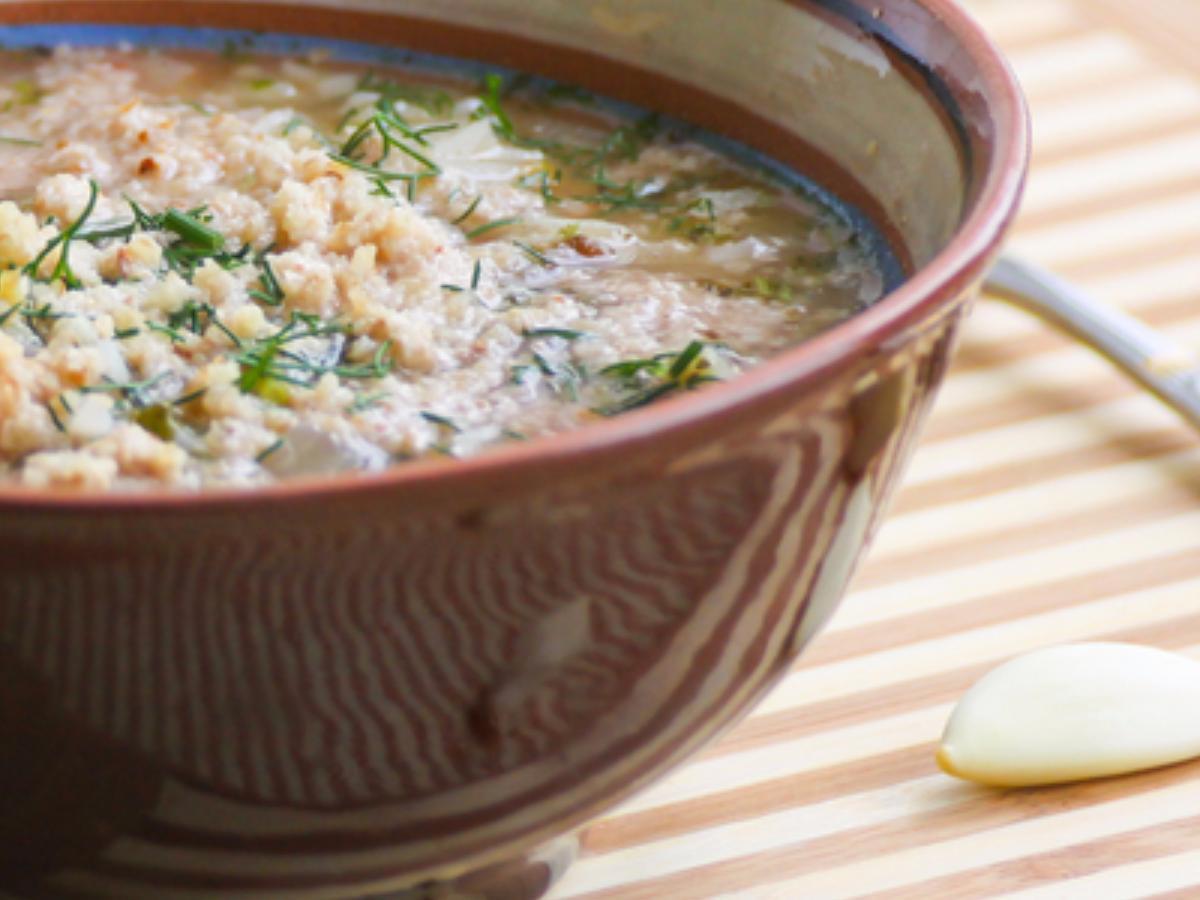 White Bean Barley Bowl Healthy Recipe
