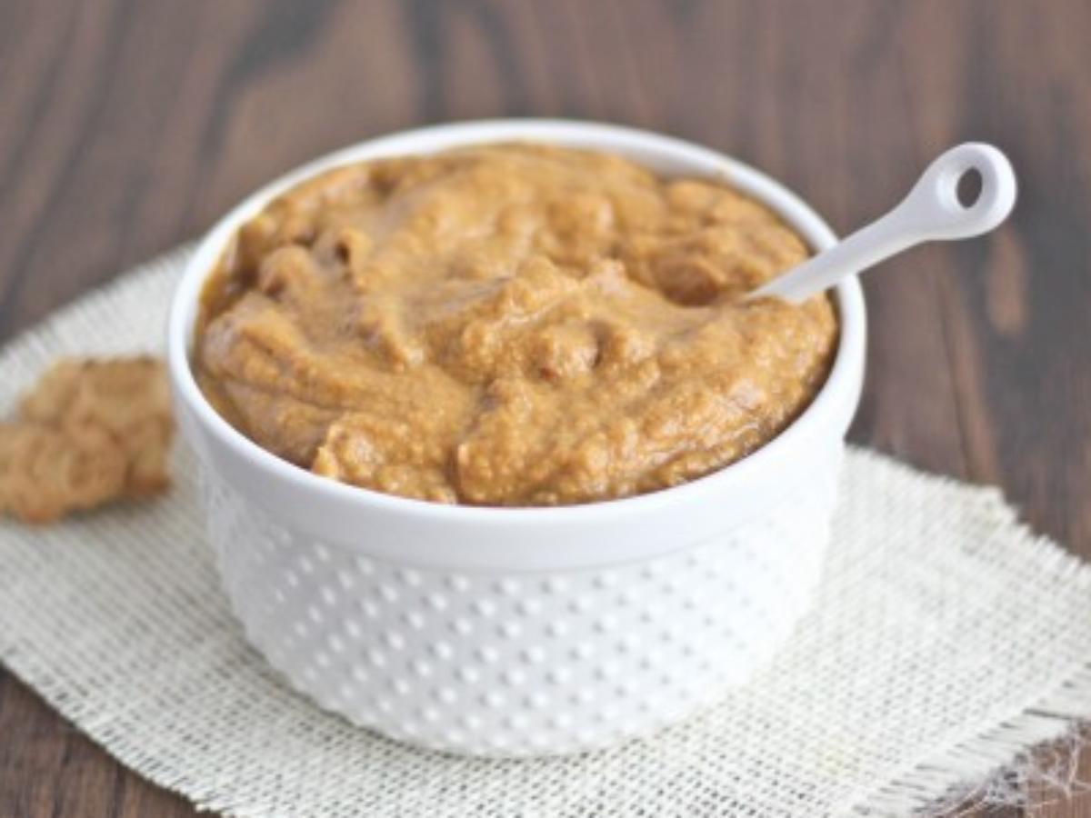 Yogurt with Pumpkin & Cinnamon Healthy Recipe