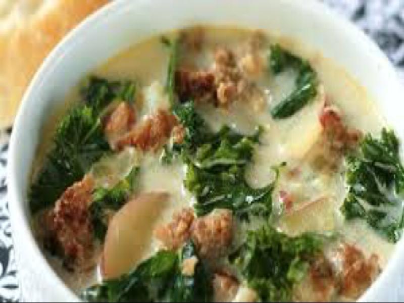 Zuppa Toscana Soup Healthy Recipe