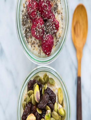 1 Week of Oats in 5 Minutes Healthy Recipe