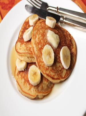 Healthy Banana Pancakes Healthy Recipe