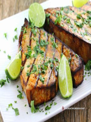 Simple Grilled Swordfish Recipe Healthy Recipe