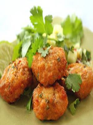 Spicy Sweet Potato Shrimp Healthy Recipe