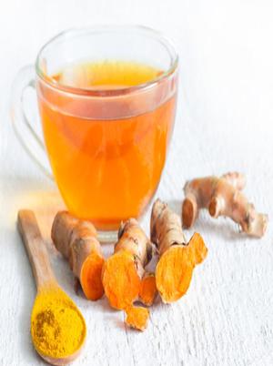 Anti-inflammatory Tumeric Ginger Tonic Healthy Recipe
