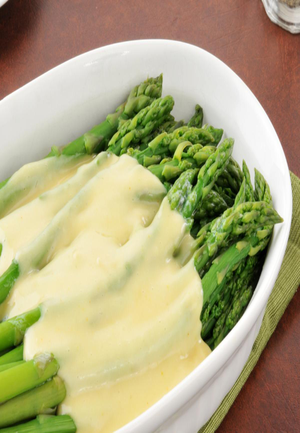 Asparagus with Hollandaise Sauce Recipe Healthy Recipe