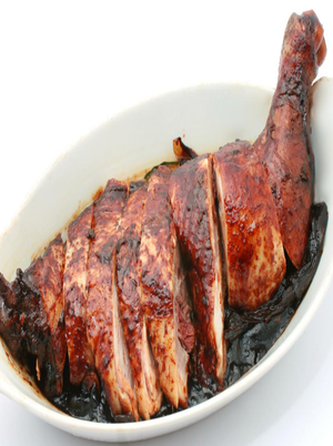 Balsamic and Soy Chicken Thigh Healthy Recipe
