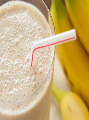 Banana, Oat, and Chia Smoothie Healthy Recipe