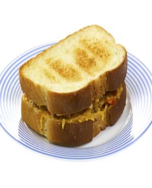 BBQ Chicken Sandwich Healthy Recipe