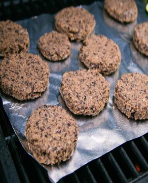 Black Bean Burger Healthy Recipe