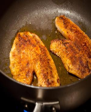 Blackened Tilapia Healthy Recipe