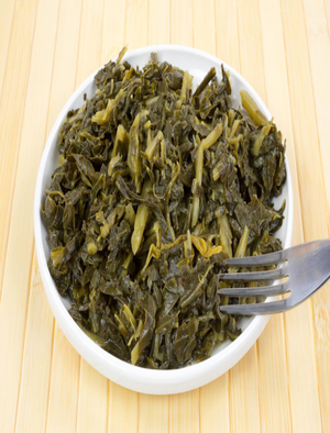 Brazilian Collard Greens Healthy Recipe