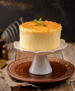 Breakfast Cheesecake Healthy Recipe