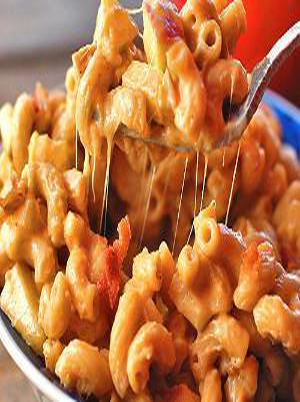 Butternut Squash Mac-n-Cheese Healthy Recipe