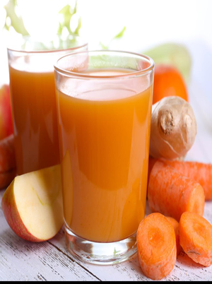 Carrot Apple Ginger Juice Recipe Healthy Recipe