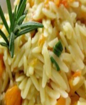 Carrot Orzo Healthy Recipe