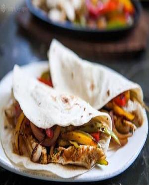 Chicken Fajitas Healthy Recipe