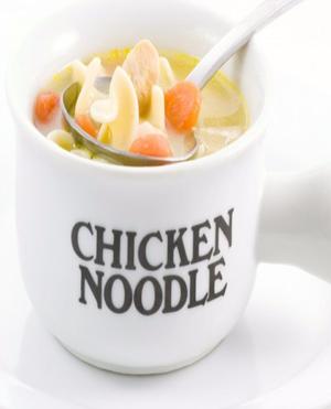 Chicken Soup Healthy Recipe