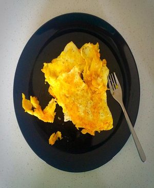 Classic Omelet Healthy Recipe