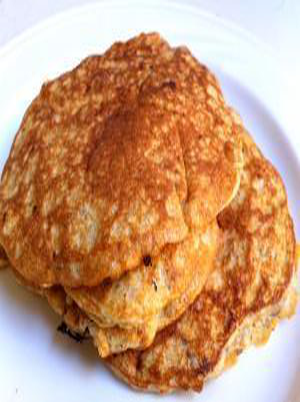 Clean Eating Protein Pancakes Healthy Recipe