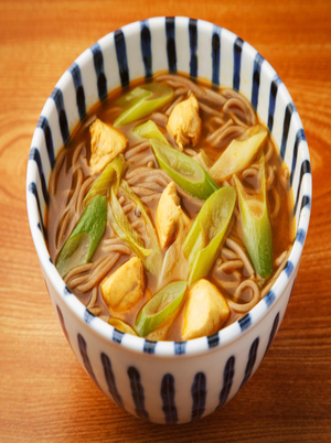Coconut Green Curry and Soba Healthy Recipe