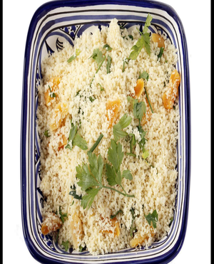 Couscous with Apricots Healthy Recipe