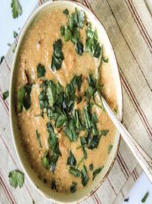 Creamy Chantarelle Mushroom Soup (vegan) Healthy Recipe
