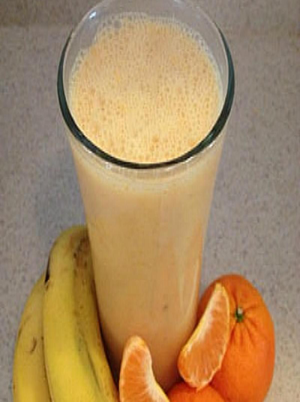 Creamy Clementine Smoothie Healthy Recipe