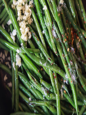 Easy Skillet Green Beans Healthy Recipe