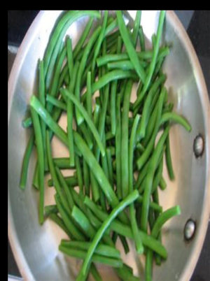 Easy Steamed Green Beans Healthy Recipe