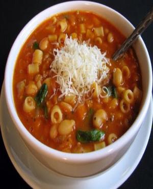 Easy Vegetable Soup Healthy Recipe
