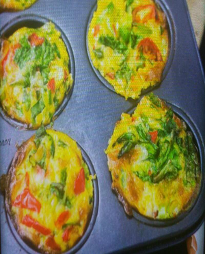 Egg Muffins Healthy Recipe