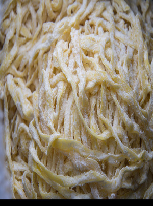 Egg Noodles with Brown Butter and Feta Healthy Recipe