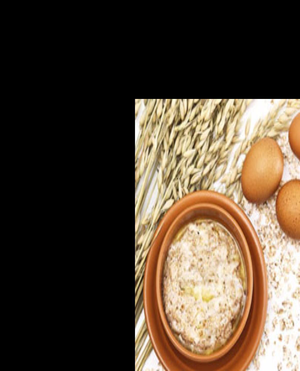 Eggs and Oatmeal Healthy Recipe