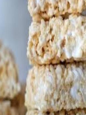 Extra Gooey Rice Crispy Treats Healthy Recipe