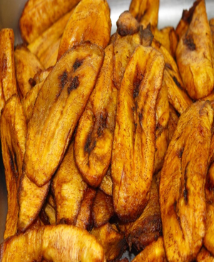 Fried Plantains Healthy Recipe