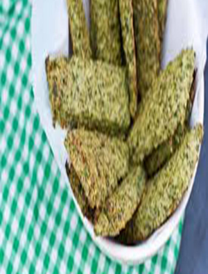 Gluten-Free Broccoli Breadsticks Healthy Recipe