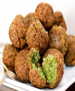 Gluten-free Falafel Healthy Recipe