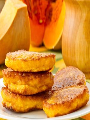 Gluten-Free Pumpkin Pancakes Healthy Recipe